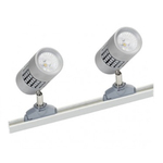 Rail de 2 spots LED Muse